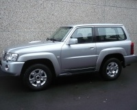 NISSAN PATROL 3.0 DID LUXE*3 PORTES