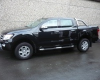 FORD RANGER 2.2 TDCI LIMITED*BTE A/T*CUIR*GPS+CAMERA*COVER+ROLLBAR
