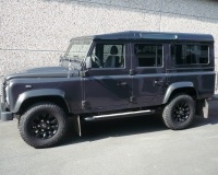 LAND ROVER DEFENDER 110*2.2TD4*SE*7 PL*SEMI-CUIR*AIRCO*ABS*PACK HIVER