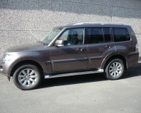 MITSUBISHI PAJERO 3.2 DID 200CV*BTE A/T*CUIR*GPS*T.O*7 PLACES