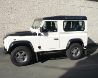 LAND-ROVER DEFENDER 90*LIMITED EDITION-ICE&FIRE*4 PLACES
