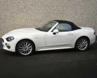 FIAT 124 SPIDER 1.4i*LUSSO*CUIR*PACK NAVI*LED
