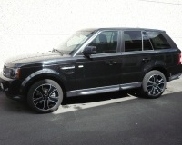 RANGE ROVER SPORT 3.0 SDV6 HSE*LIMITED BLACK EDITION*SUNROOF