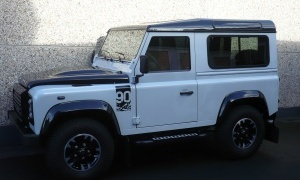 LAND ROVER DEFENDER 90 *FINAL EDITION ADVENTURE*UTILITAIRE