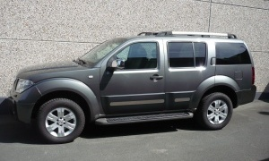 NISSAN PATHFINDER 2.5 DCI*LE+IT PACK*7 PL*CUIR*GPS*T.O*KEYLESS
