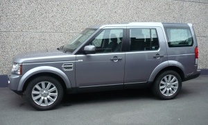 DISCOVERY IV 3.0TDV6 HSE*BTE AUTO 8*7 PLACES*CUIR*GPS*XENON*PACK HIVER