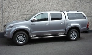 TOYOTA HILUX 3.0 D4D*AMAZONIA*BTE AUTO*CUIR*GPS+CAMERA*H.TOP