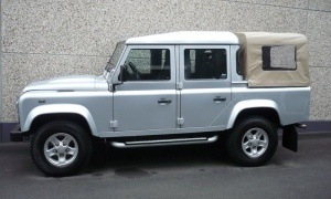 LAND ROVER DEFENDER PICK-UP 2.2 TD4*SE*CUIR COMPLET*AIRCO...