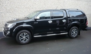 TOYOTA HILUX 3.0 D4D*BTE A/T*AMAZONIA*CUIR*GPS*H.TOP*3.5T