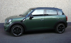 MINI COOPER S COUNTRYMAN NEW LIFT*BTE AUTO*CUIR*T.OUV*GPS