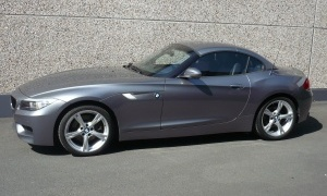 BMW Z4 28i*PACK M SPORT AERODYNAMIC*CUIR*GPS*XENON*COUPE VENT