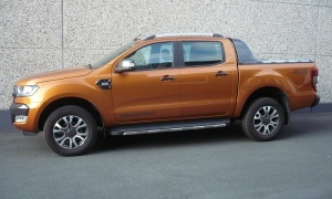 NEW FORD RANGER 3.2 TDCI WILDTRAK*BTE A/T*COVER*ATT.REM