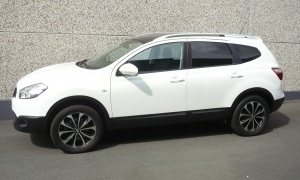 QASHQAI+2 1.6 DCI*4WD*PANO*GPS+CAMERA*7 PLACES