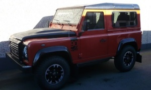 DEFENDER 90 2.2 TD4*FINAL EDITION*ADVENTURE*UTILITAIRE