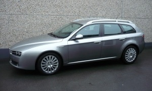 ALFA ROMEO 159 1.9 JTDM*BREAK*CUIR