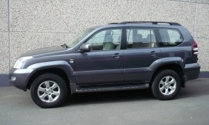 TOYOTA LAND CRUISER 3.0 D4D*VIP*BTE AUTO*8 PLACES