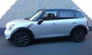 MINI COUNTRYMAN COOPER S*ALL4*CUIR*GPS*T.OUV*XENON*18