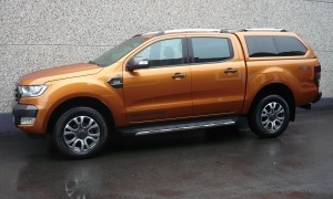 NEW FORD RANGER 3.2 TDCI BTE A/T*WILDTRAK*H.TOP*PACK ADAPTIVE+OFFROAD