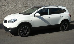 NISSAN QASHQAI+2*1.6 DCI*GPS+CAMERA*PANO*7 PLACES*18