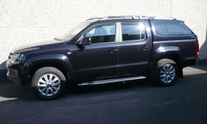 V.W AMAROK 2.0 TDI BI-TURBO*HIGHLINE*BTE AUTO 8*CUIR*GPS*H.TOP*18