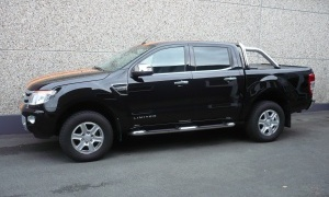 FORD RANGER 2.2 TDCI*LIMITED*CUIR*GPS*ROLLCOVER