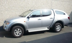MITSUBISHI L200 2.5 DID*INTENSE*2CAB*H.TOP