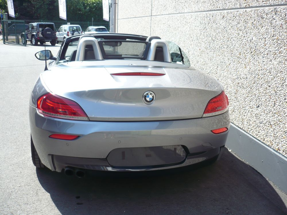 Bmw Z4 28i Pack M Sport Aerodynamic Cuir Gps Xenon Coupe