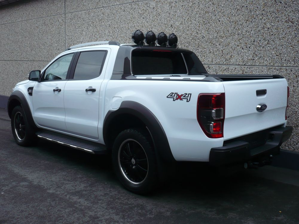 new ford ranger 3 2 tdci wildtrak bte a  t look raptor pack