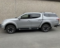 MITSUBISHI L200 2.4 DID*INSTYLE*CUIR*GPS*H.TOP