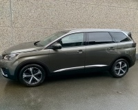 PEUGEOT 5008 1.2i PURE TECH ALLURE*BTE AUTO*7 PLACES