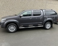 TOYOTA HILUX 3.0 D4D*BTE MAN*PACK AMAZONIA