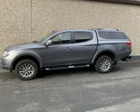 MITSUBISHI L200 2.4 DID INTENSE/DIAMOND 180 CV*BTE AUTO*H.TOP*CAMERA