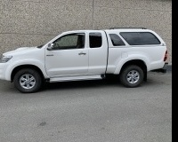 TOYOTA HILUX 2.5 D4D SR 4WD*EXTRA CABINE 2+2*H.TOP