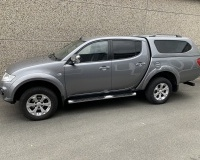 MITSUBISHI L200 2.5 DID*INSTYLE*CUIR*GPS*H.TOP