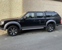 FORD RANGER 2.5 TDCI*XLT*4WD*H.TOP*17*GPS