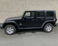 JEEP WRANGLER 2.8 CRD UNLIMITED*BTE AUTO*GPS
