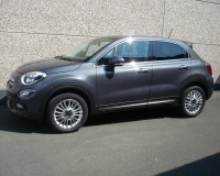 FIAT 500 X 1.4 i TURBO*BTE AUTO*LOUNGE*CUIR PARTIEL*GPS*PANO