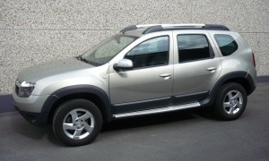 DACIA DUSTER 1.5 DCI 110 CV*4WD*PRESTIGE*PACK OFF-ROAD