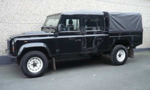 LAND ROVER DEFENDER 130 PICK-UP*2.2 TD4*AIRCO*PACK HIVER