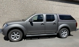 NISSAN NAVARA 2.5 DCI*H.TOP*CAMERA