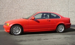 BMW 320i*COUPE*80993 KM*