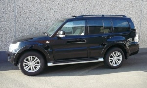 MITSUBISHI PAJERO*LIMITED EDITION 08/60*30TH ANNIVERSARY