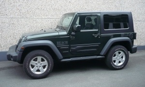 JEEP WRANGLER 2.8 CRDI*BEACH RESCUE*H.TOP*AIRCO