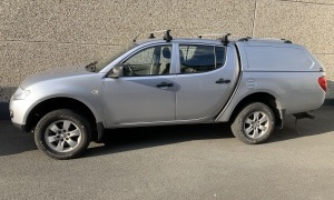 MITSUBISHI L200 2.5 DID*H.TOP