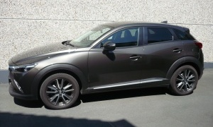 MAZDA CX3 2.0i PURE EDITION*CUIR*GPS+CAMERA*LED*HEAD-UP*HIFI BOSE