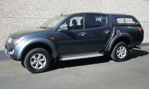 MITSUBISHI L200 2.5 DID INTENSE@WORK*AIRCO*H.TOP