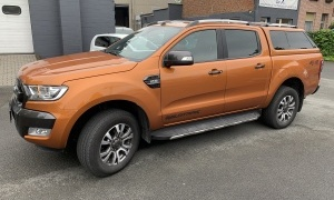 FORD RANGER 3.2 TDCI WILDTRAK*BTE A/T*H.TOP*ADAPT.SPEED CONTROL