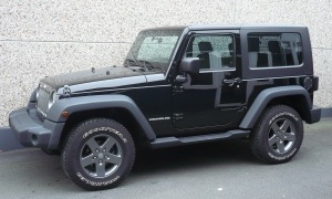 JEEP WRANGLER 2.8 CRDI*EDITION MOUNTAIN*BTE AUTO