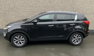 KIA SPORTAGE 1.7 CRDI*WORLD EDITION*PANO