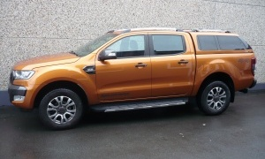 NEW FORD RANGER 3.2 TDCI WILDTRAK*BTE AUTO*H.TOP*ATT.REM*200CV